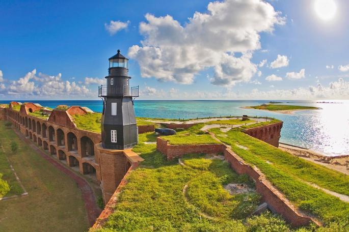 Florida's Fort Jefferson